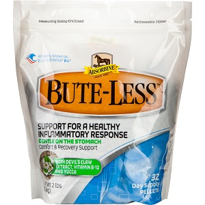 Absorbine Bute-Less Pellets 2Lb 2Lb By W.F. Young