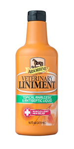 Absorbine Vet Liniment Pt By W.F. Young