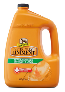 Absorbine Vet Liniment Gal By W.F. Young