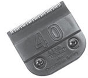 Clipper Blade - Surgical #40 Each By Wahl Clipper Corp