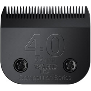Clipper Blade - Ultimate Series #40 Each By Wahl Clipper Corp