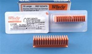 Weck Hemoclips - Orange - Large B150 By Weck