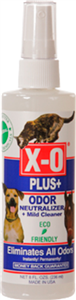 X-O Plus+ Odor Neutralizer + Cleaner Ready-To-Use 8 oz By X-O Corp