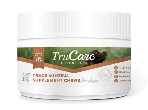Trucare Essentials Dog Chews 30 Count By Zinpro Corporation