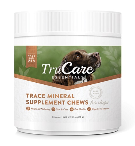 Trucare Essentials Dog Chews 90 Count By Zinpro Corporation