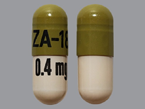 Tamsulosin Caps 0.4mg B100 By Zydus Pharmaceuticals
