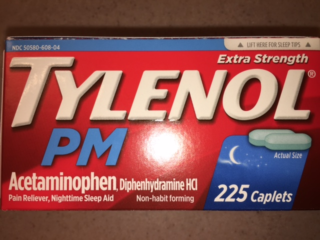Tylenol PM Extra Strength Caplets - 225 Count
