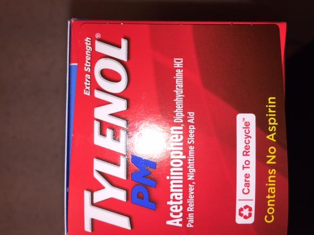 Tylenol PM Extra Strength Capl