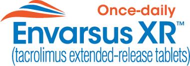RX ITEM-Envarsus tacrolimus XR 1Mg Tab 100/Btl By Veloxis Pharma