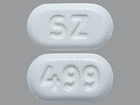 Ezetimibe Generic Zetia 10mg Tab 30 by Sandoz Pharma