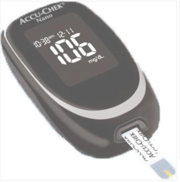 Accu-Chek  Nano Meter Kit
