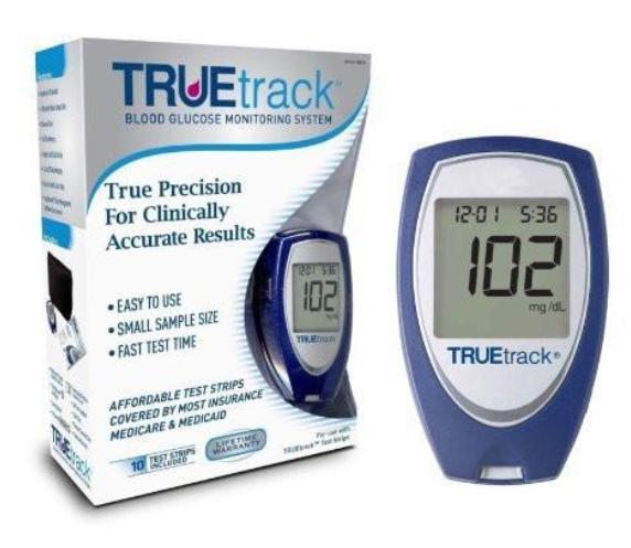 True Track Truetrack Meter Kit