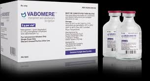 RX ITEM-Vabomere Meropenem/Vaborbactam Intraven 2 Gm Vial 6 By Medicines Co.