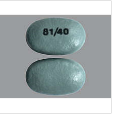 RX ITEM-Yosprala DR 81/40 Mg Tab 30 By Aralez Pharmaceuticals