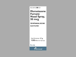 RX ITEM-Mometasone Furoate 50Mcg Nasal Spray 17Gm By Amneal Pharma