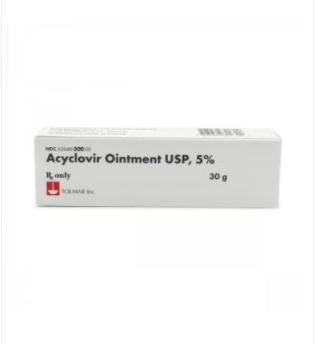 Acyclovir 5% Ont 30gm by Tolmar Pharma