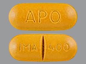 RX ITEM-Imatinib Mesylate 400Mg Tab 30 By Apotex Pharma