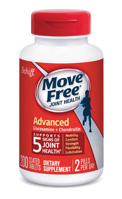 Schiff Move Free Advanced 200 Tablets