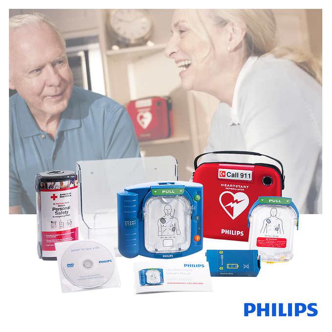 Philips HeartStart Home Defibrillator