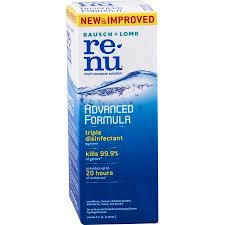 Renu Advanced Formula Multipurpose Solution 4 oz Renu Fresh Multi-Purpose Contact Lens Solution - 4 oz Bottle By Bausch & Lomb By Valeant North America LLC Item No.: OTC649994 NDC No.: 3-10119-04301-1