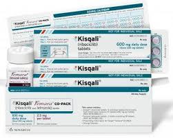 RX ITEM-Kisqali 600 Mg Tab 3X21 By Novartis