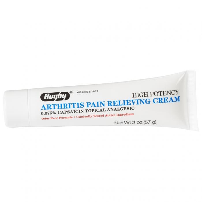 '.Arthritis pain Capsaicin HP 0..'