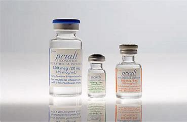 '.PRIALT 100 MCG/ML VL 1 ML BY J.'