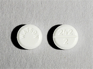 Lorazepam Tablets 2 mg (C-4) By Actavis
