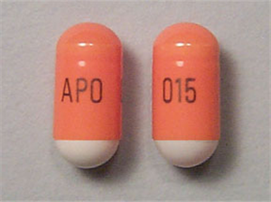 Diltiazem ER Caps 180 mg By Apotex