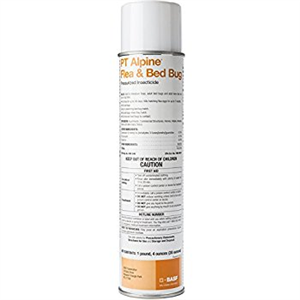 Pt Alpine Flea & Bed Bug Pressurized Insecticide By Basf
