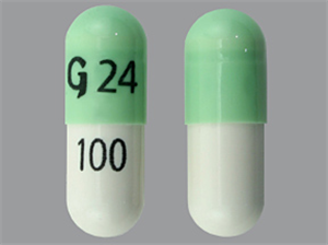Zonisamide Caps 100mg By Bluepoint Labs