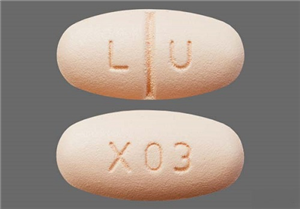 Levetiracetam Tab 750mg - Scored Oblong By Bluepoint Labs