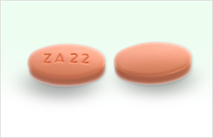 Simvastatin Tabs 40mg - Oval Red By Camber Pharmaceuticals