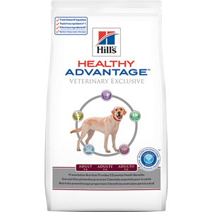 Healthy Advantage Adult Canine 28 Lb - - Healthy Advantage Regular Bites ( Hill