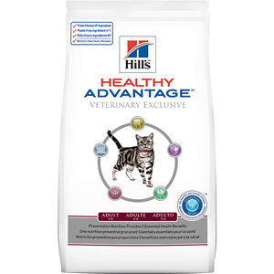 Healthy Advantage Adult Feline 6 Lb - - Healthy Advantage ( Hills Account Requi