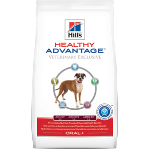Healthy Advantage Adult Oral + Canine 4 Lb - - Oral Plus Healthy Advantage ( Hi