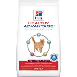 Healthy Advantage Adult Oral + Feline 3 Lb - - Healthy Advantage Oral Plus ( Hi