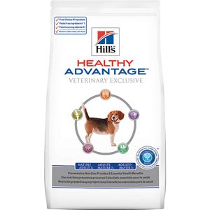 Healthy Advantage Mature Adult Canine 4 Lb - - Mature Healthy Advantage ( Hills