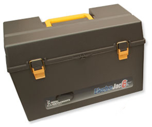Electrojac 6 Carrying Case Freight Charges May Apply By Ideal Instruments