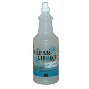 Clear Choice Quart ( No Secondary Shipments ) By Sullivan Supply