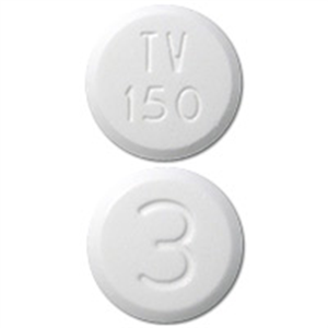 Acetaminophen And Codeine Phosphate (C-3) 300Mg/30mg By Teva Pharmaceuticals