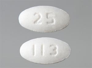 Lorsartan Potassium Tablets 25 mg By Torrent Pharma