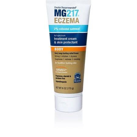 Mg217 Eczema Treatment Cream Body 6 oz By Wisconsin Pharma
