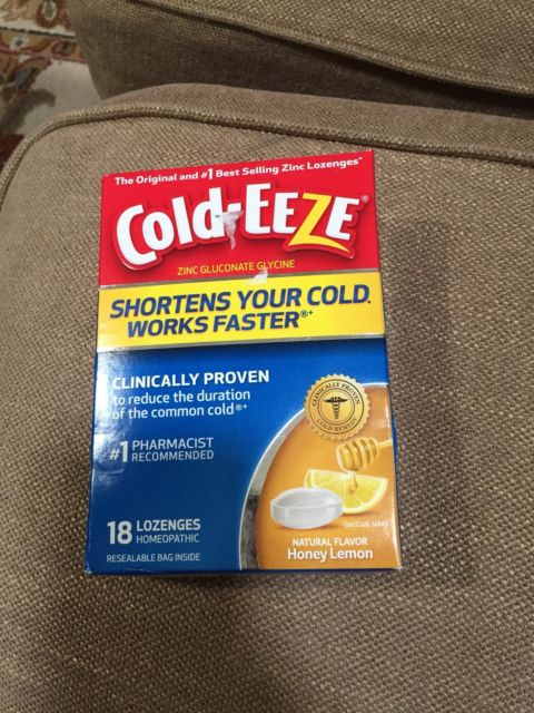 COLD-EEZE GUMMIES MULTI-SYMPTOM 36CT By EMERSON HEALTHCARE LLC