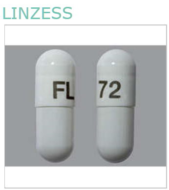 Linzess 72mcg Cap 30 by ALLERGAN USA