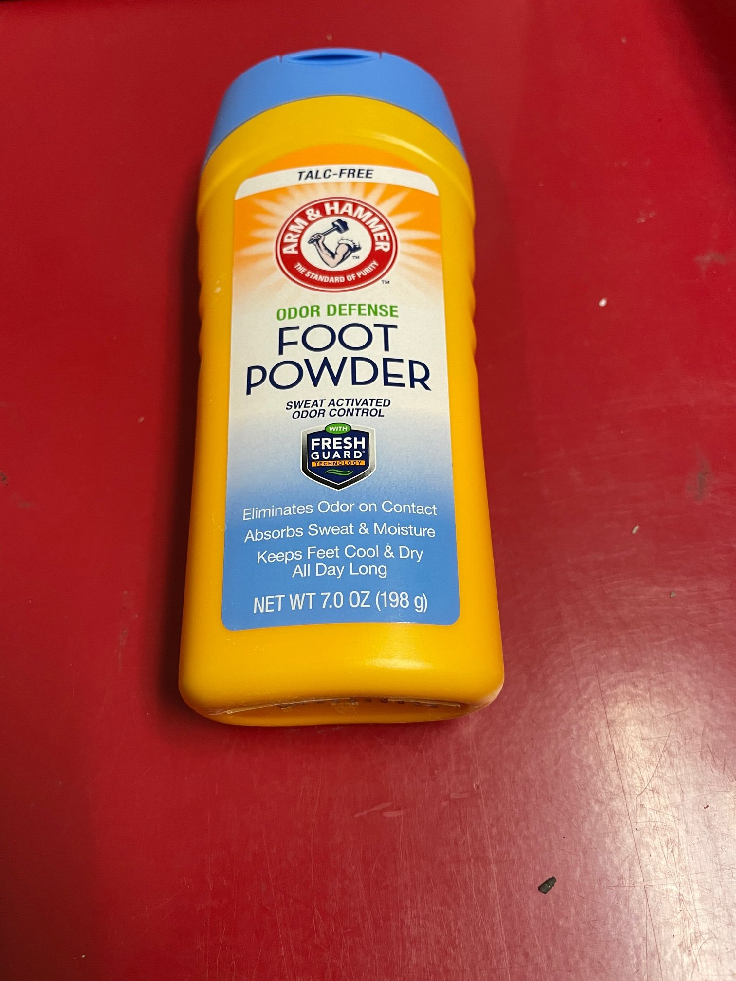 Arm & Hammer Odor Control Foot Powder 7 oz