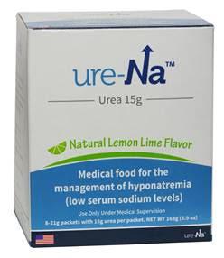 Ure-Na Urea Lmn Lm 8X21G By Nephcentric LLC