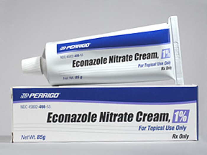 Econazole 1% Cream 85Gm By Perrigo Pharma