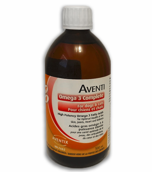 Aventi Omega 3 Completee 500mg 500ml By Aventix