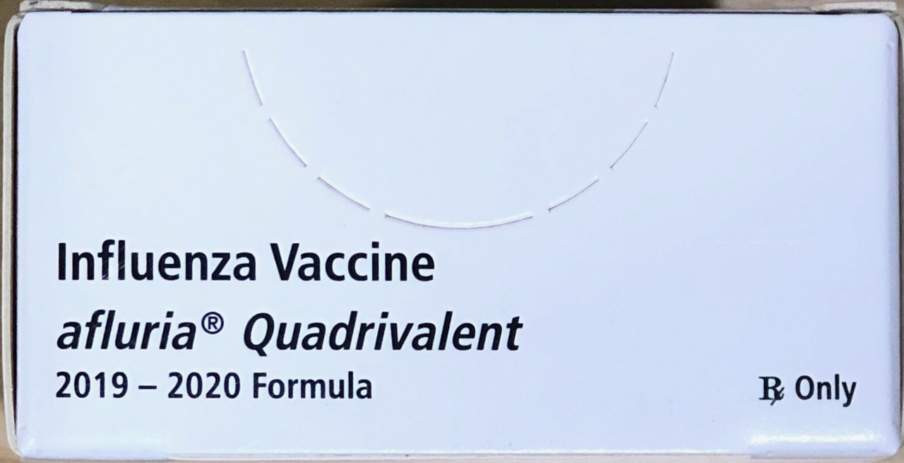 '.AFLURIA FLU VACCINE QUAD MD 5M.'